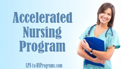 accelerated nursing program