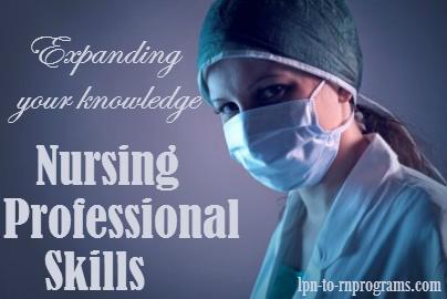 Nursing professional skills