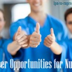 Career Opportunities for Nurses
